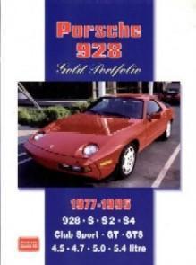 Porsche 928 Gold Portfolio 1977-95
