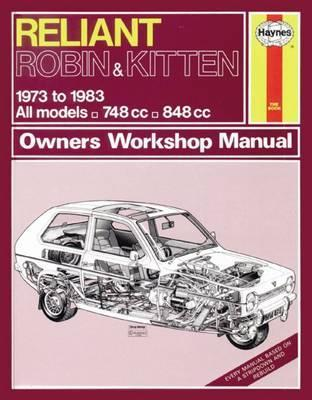 Reliant Robin & Kitten 1973-83