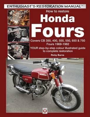 How to restore Honda SOHC Fours