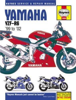 Yamaha YZF-R6 99-02