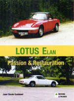 Lotus Elan; Passion & Restauration