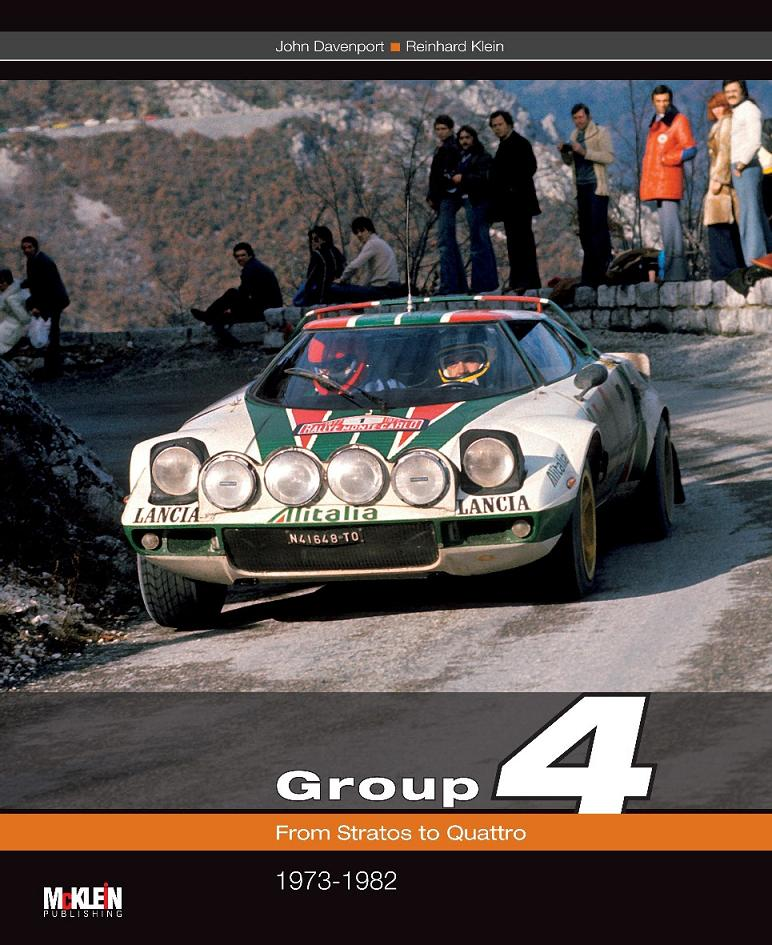 Group 4 - From Stratos to Quattro 1973-1982