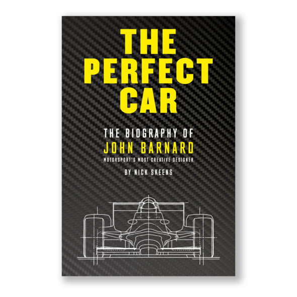 Perfect car: John Barnard, creative designer