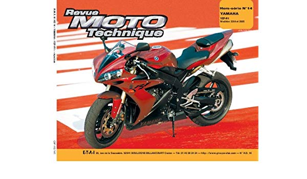 FHS14 Yamaha YZF-R1 2004-05