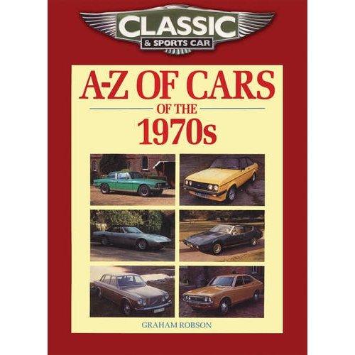 A-Z Cars 1970'S