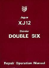 Daimler Double Six & Jaguar XJ12 Series 2