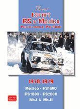 Ford Escort RS & Mexico Perfomance Portfolio 70-79