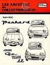 Panhard Dyna Z, PL 17 e Tigre 17 1954-65 (AC18)