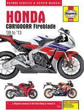 Honda CBR1000RR Fireblade 2008-13