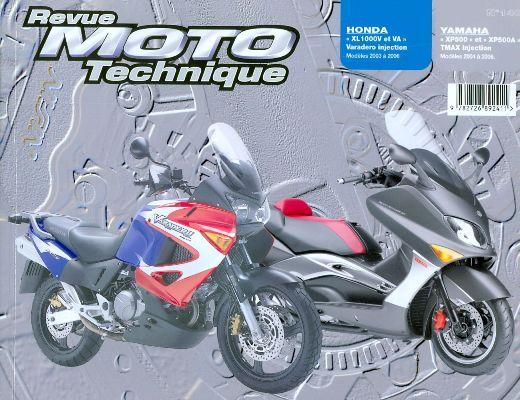 F140 Yamaha XP500 2004-06 Honda XL1000V Varadero