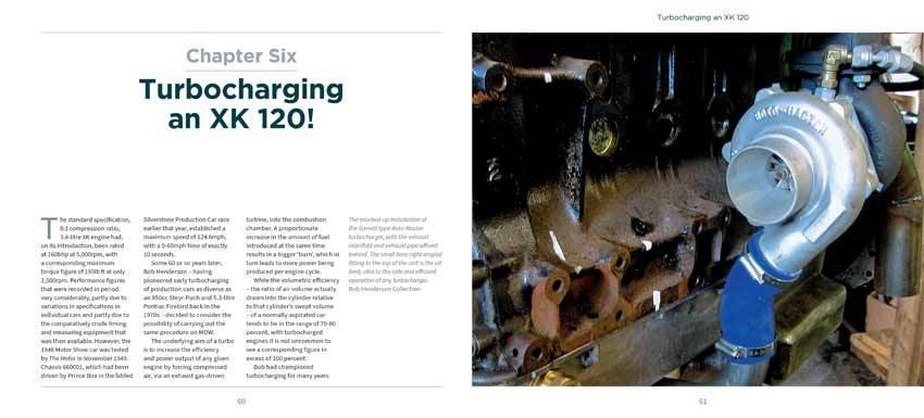 Jaguar XK120 - Story of Chassis 660725