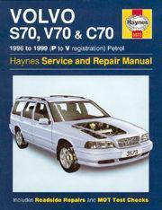 Volvo S70, C70, V70 1996-99