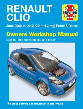 Renaul Clio Petrol & Diesel 2009-12