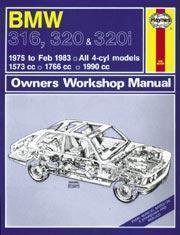 Bmw 316, 320, 320i 4-Cil 1975-83