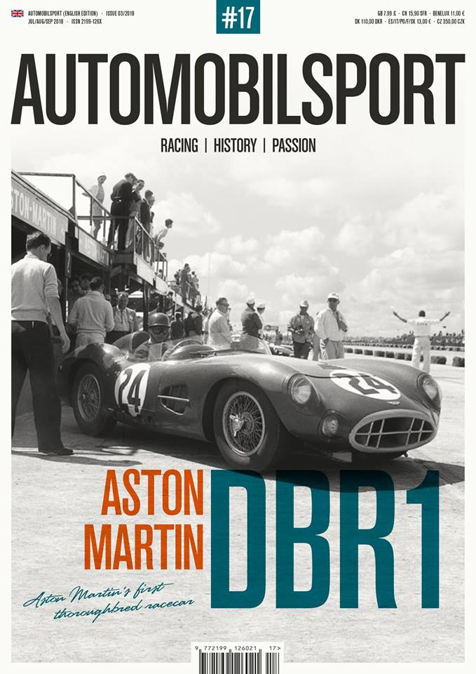 Aston Martin DBR1 (Vol. 17 Automobilsport)