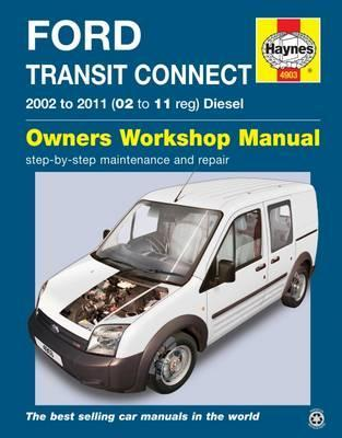 Ford Transit Connect 2002-11