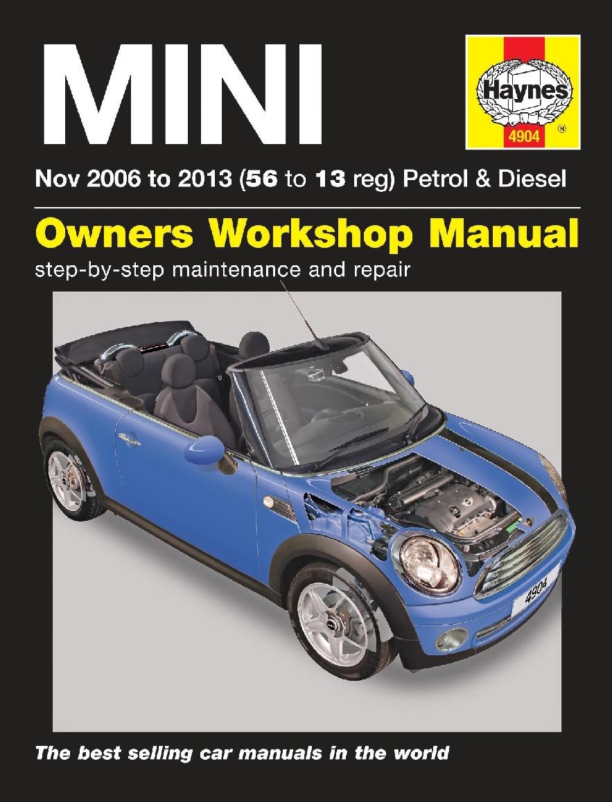 Mini Petrol & Diesel 2006-13