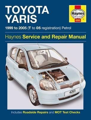 Toyota Yaris Petrol 1999-05