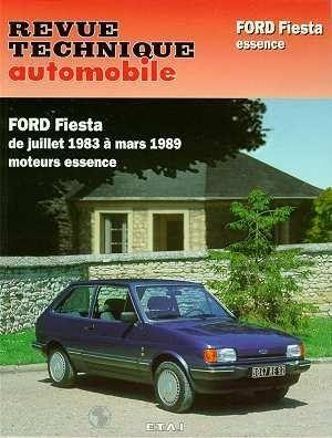 Ford Fiesta Essence 1984-89 (RTA449)