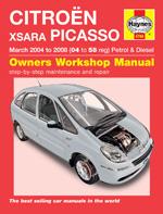 Citroen Xsara Picasso Petrol & Diesel 2004-08