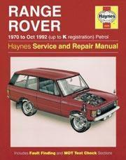 Range Rover V8 1970-92