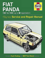 Fiat Panda 1981-95