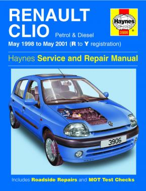 Renault Clio Petrol & Diesel 1998-2001
