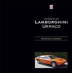 Lamborghini Urraco: The Book