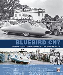 Bluebird CN7 - The inside story of Donald Campbell