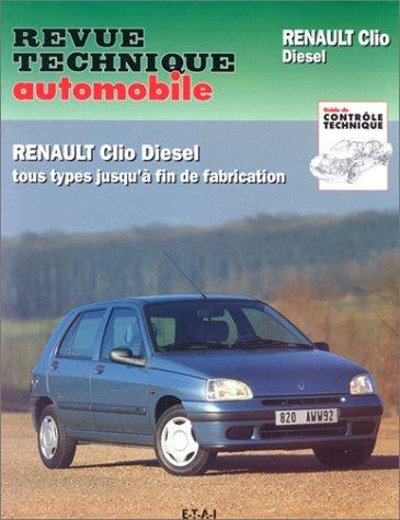 Renault Clio D 1990-98 (RTA534)