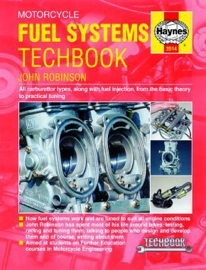 Motorcycle Fuel Systems Haynes Manual