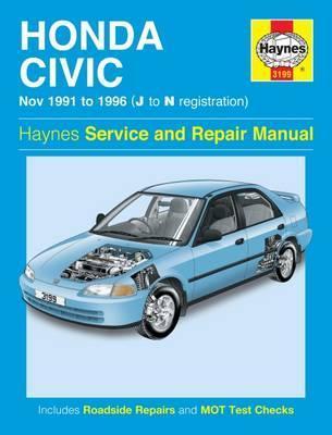 Honda Civic 1991-96