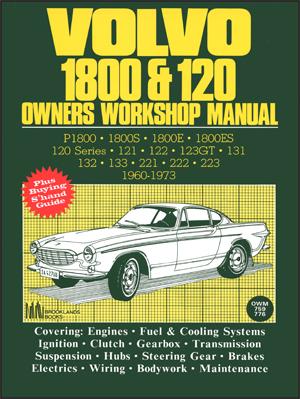 Volvo 1800 & 120 1960-73