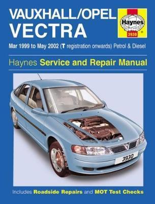 Vauxhall/Opel Vectra 1999-2002