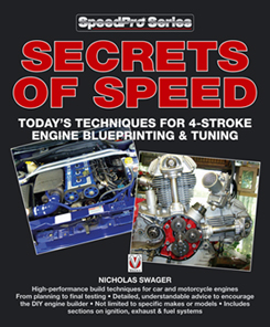 Speed Secrets Techniques for 4-stroke engine