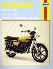 Yamaha RD 400 Twins 1975-79