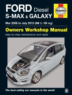Ford S-MAX & Galaxy Diesel 2006-07/2015