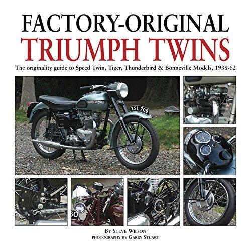 Factory Original Triumph Twins, 1938-62