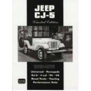 Jeep CJ 5 Limited Edition 1960-1975