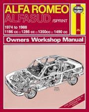 Alfa Romeo Alfasud / Sprint 1974-88