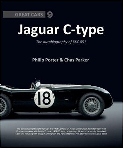 Jaguar C-Type: autobiography of XKC 051