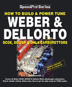 Build&Power Tune Weber&dellort Dcoe/Dhla Carb.