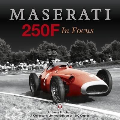 Maserati 250F in Focus