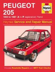 Peugeot 205 Petrol 1983-97