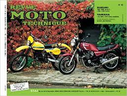 F043 Suzuki RM 125/175  79-81 Yamaha XJ 650 81-84