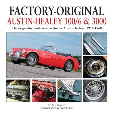Factory Original Austin-Healey 100/6 & 3000