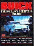 Buick Performance Portfolio 1947-62