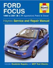 Ford Focus Petrol & Diesel 1998-2001