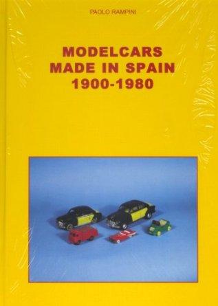 Model Cars made in Spain 1900-1980