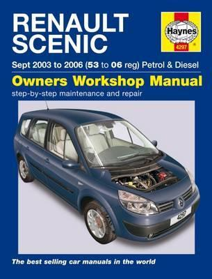 Renault Scenic Petrol & Diesel 2003-06